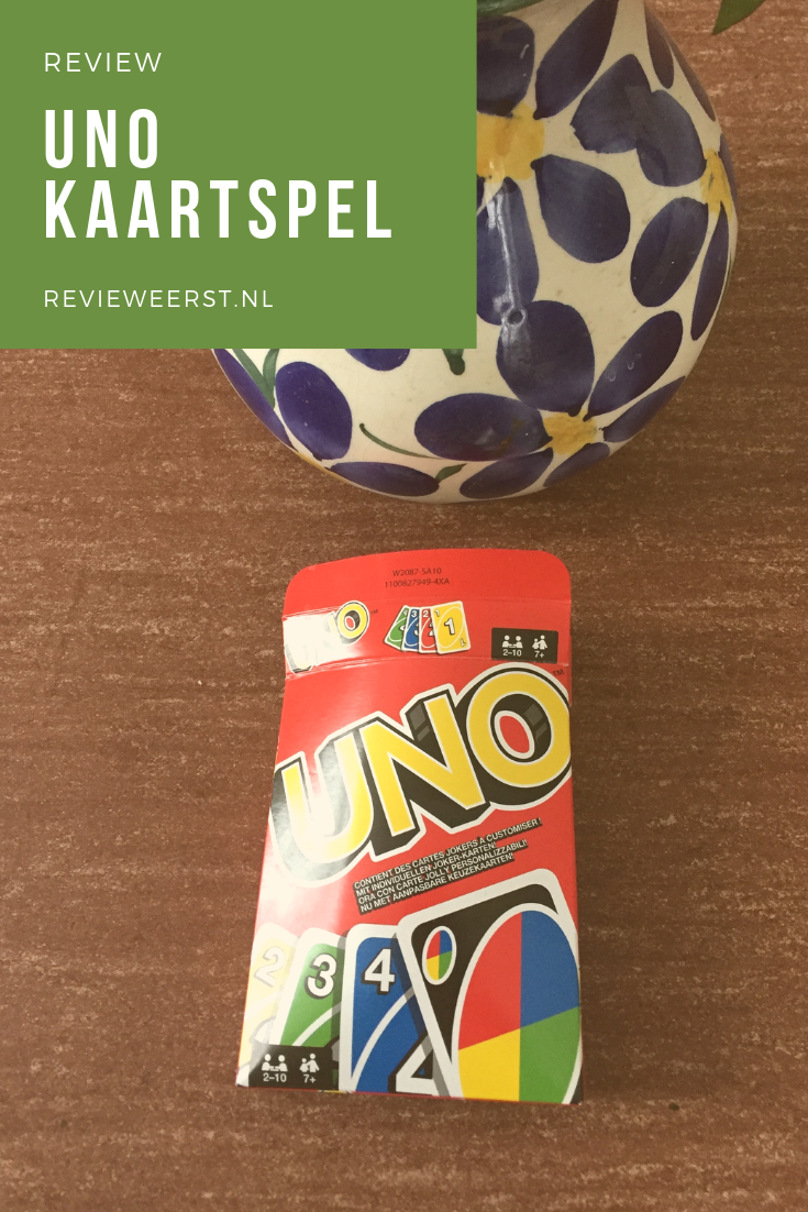 Uno kaartspel review