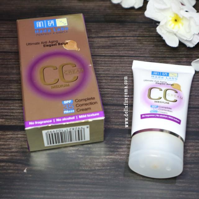 Hada Labo Ultimate Anti Aging CC Cream