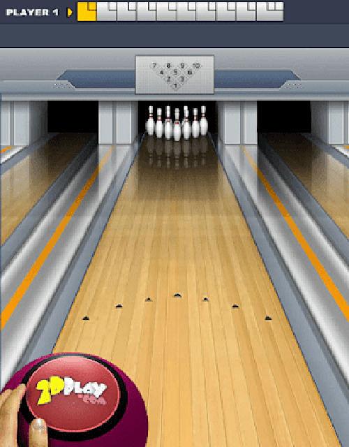 Bowling - Image du Jeu