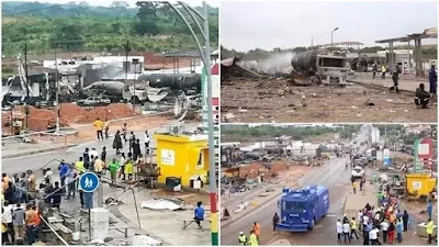 How Atomic Junction gas explosion saved my marriage - Cheating husband confesses