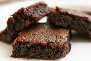 Receita de Brownie sem glúten