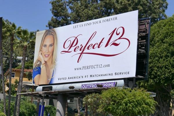Perfect 12 matchmaking billboard