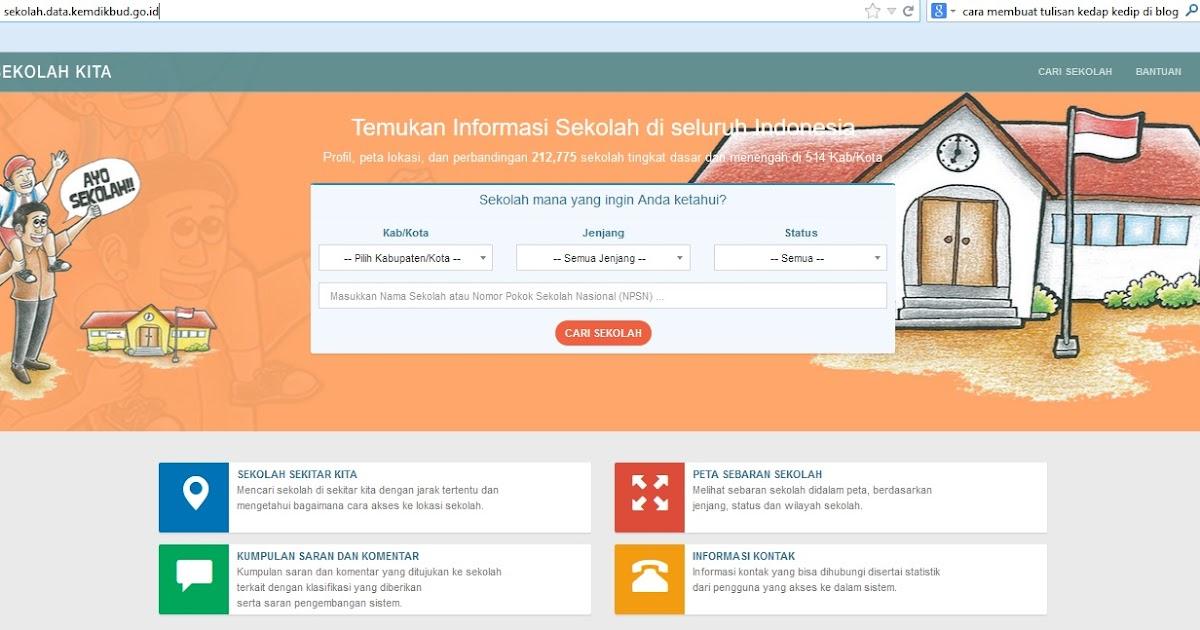 Informasi Pendaftaran Siswa Baru Smp Negeri 1 Manado T P 2016 2017 Ips Spensa Manado