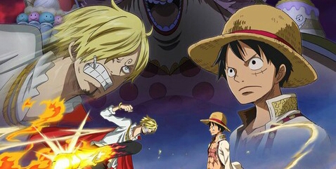 One Piece Introduce New Characters For The 'Whole Cake Island' Arc.