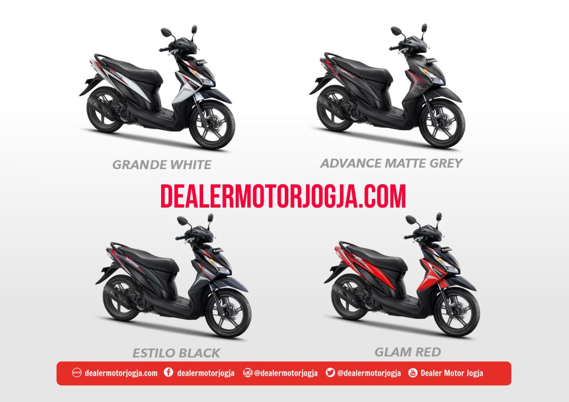 Cover Motor Vario 110 Esp Cbs Exclusive Red Daftar Harga Terbaru New Iss Grande White Tangerang Promo Cash Kredit Honda