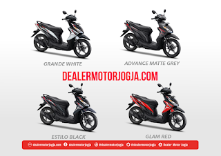 Harga Promo Cash - Kredit Honda Vario 110 Esp Jogja April 2018