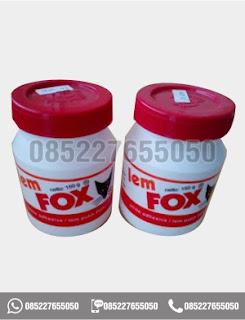 Lem Fox Putih 150, alat tulis sekolah, 0852-2765-5050