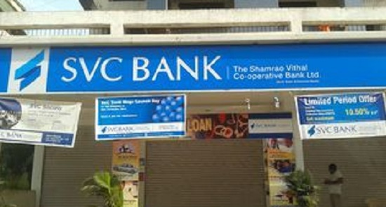 mumbai, maharashtra, svc bank, svc cooprative bank, vinod yennemadi, business news, latest news