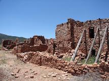 """Finding Arizona Kinishba - """" Brown House"""" Of"""