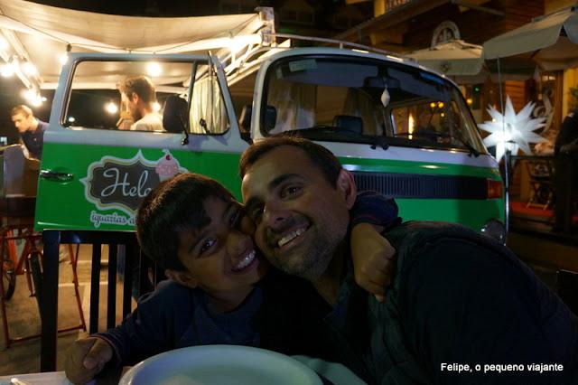Jantar sob as Estrelas em Bento Gonçalves