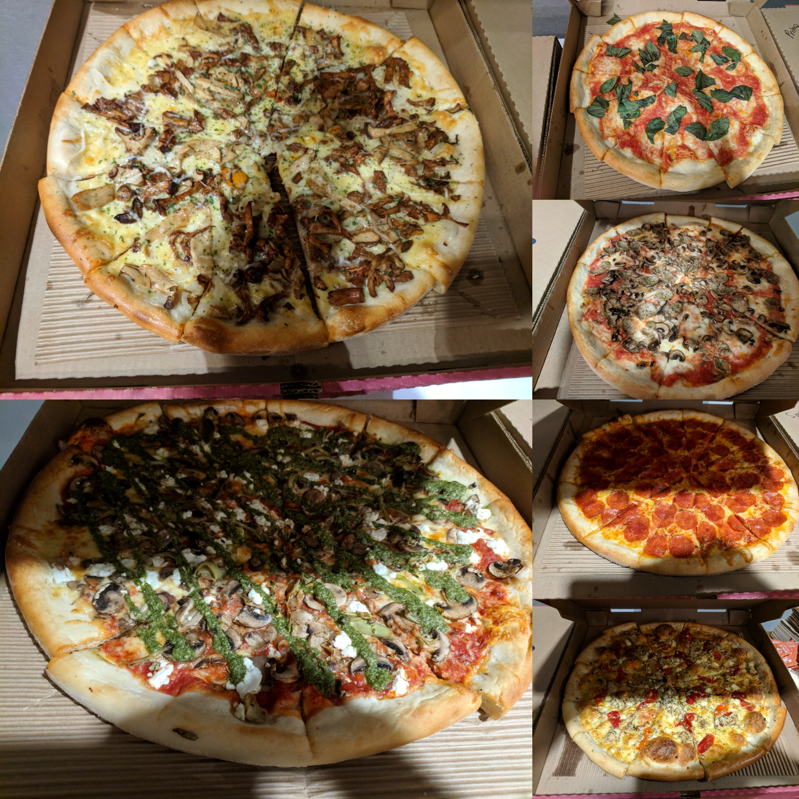 Pegasus Pizza - 177 Photos & 394 Reviews - Pizza - 2770 ... |Pizza Seattle