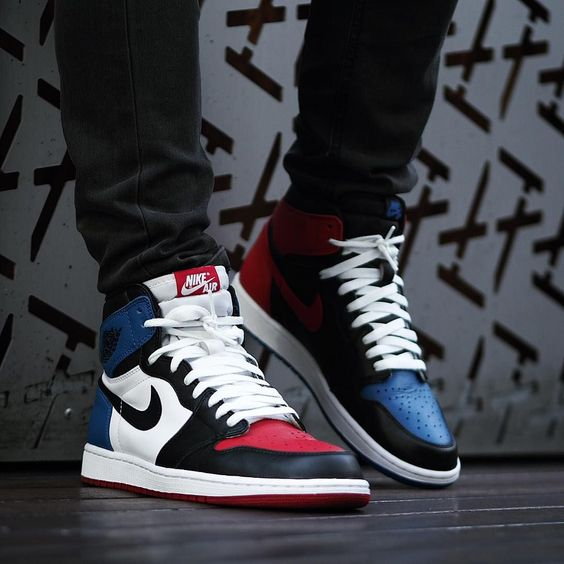 best website 47c5f 4c0db The Air Jordan 1, classic and the beginning of the lineage of the Greatest  of All Time choice of footwear! The Air Jordan 1 Top 3 is a release that  digs ...