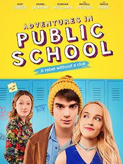Aventuras en la Escuela Publica  2017