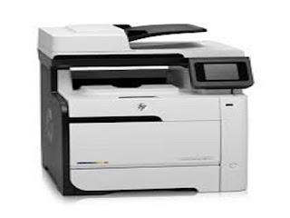 Image HP LaserJet Pro MFP M475dw Printer