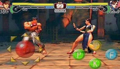 Download Street Fighter IV 3D HD