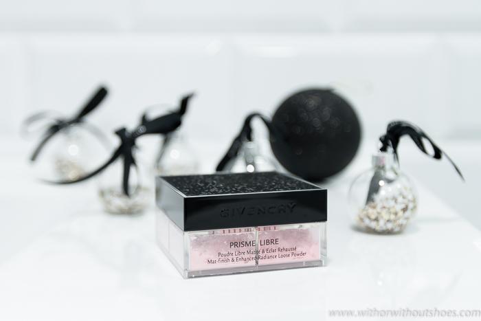 Polvera de polvos maquillaje Givenchy