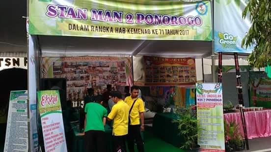 Jalan Santai HAB KEMENAG 2017