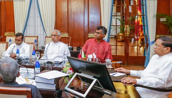தேர்தல் பிற்போடப்படுகிறதா ? சற்றுமுன் கட்சித்தலைவர்கள் கூட்டத்தின் முடிவு