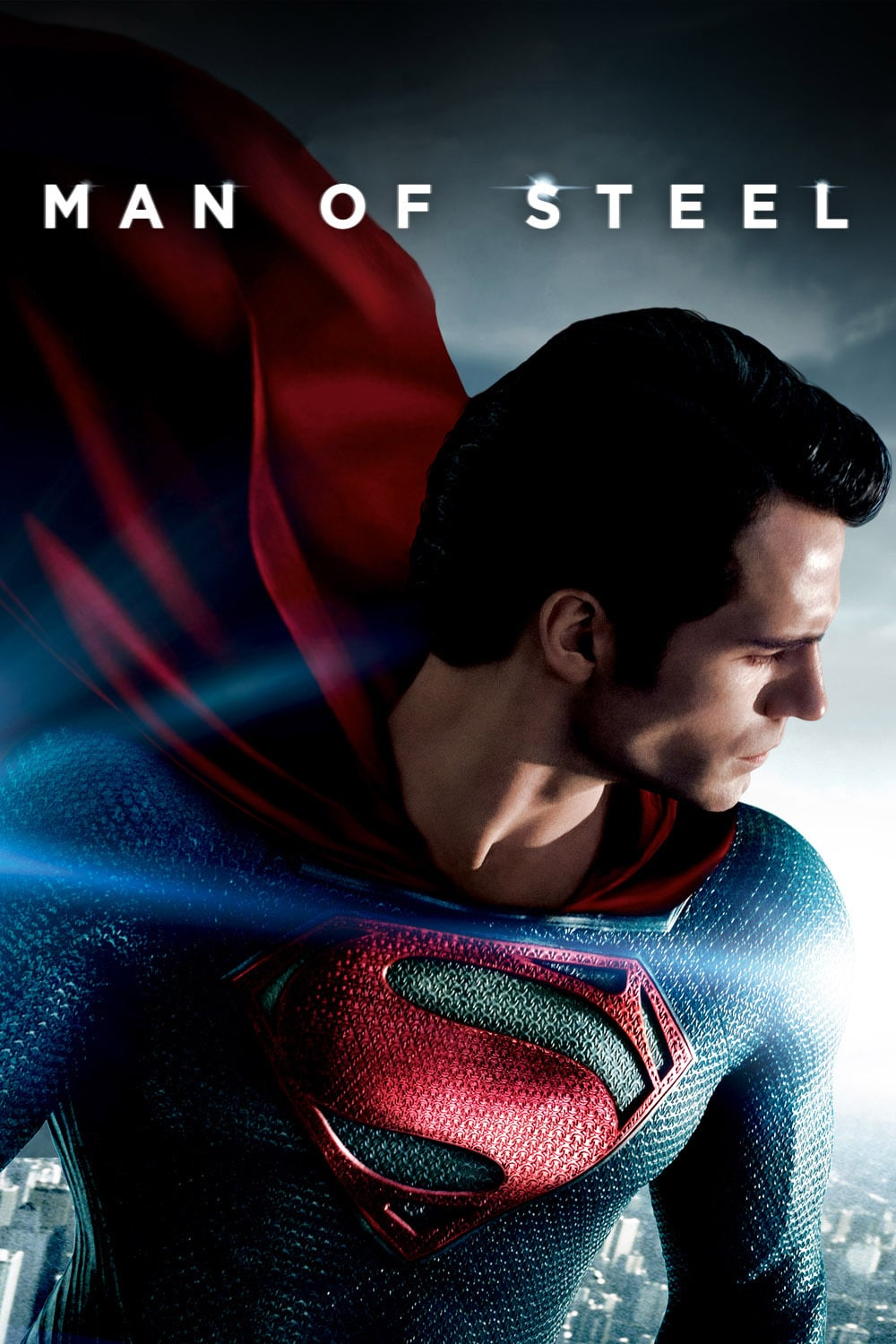 Man of Steel [2013] [DVD9] [NTSC] [Latino]