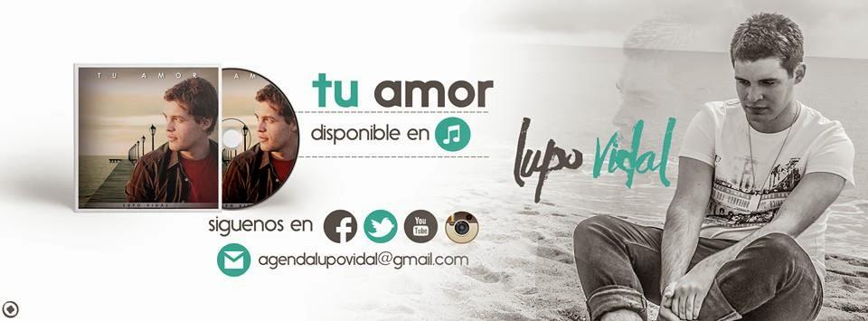 Lupo Vidal Hijo De Marcos Vidal Estrena Su Disco Tu Amor Mundo De Cristo Música Vídeos Noticias Y Editorial Cristiano