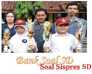 Soal Latihan Lomba Siswa Berprestasi Sd Tingkat Kabupaten Bank Soal Sd