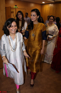 Dia Mirza Attends Power Women Seminar To Celete Womens Day 046.JPG