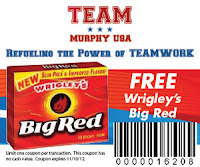 Wrigley's Big Red Gum