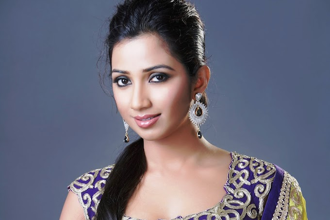 Beautiful Singer Shreya Ghoshal Wallpaper Collection HD Images Download