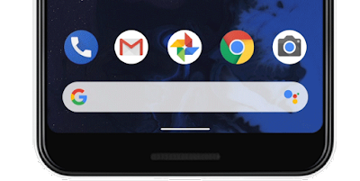 navigation gesture android Q