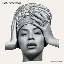 Beyoncé – HOMECOMING: THE LIVE (2019) CD Completo