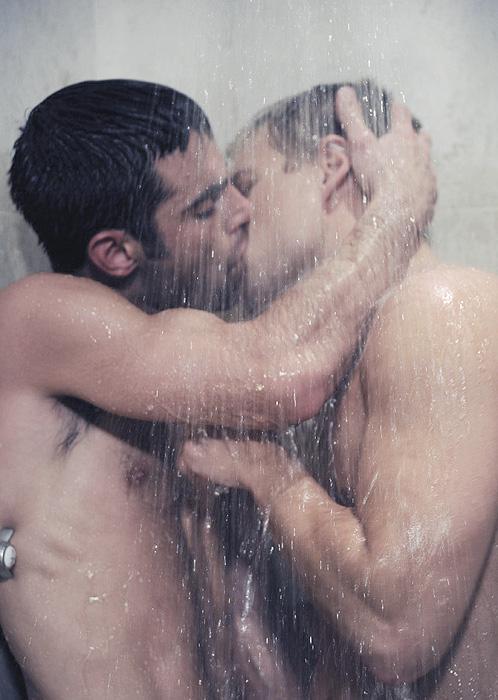 Guys Naked Kissing 84