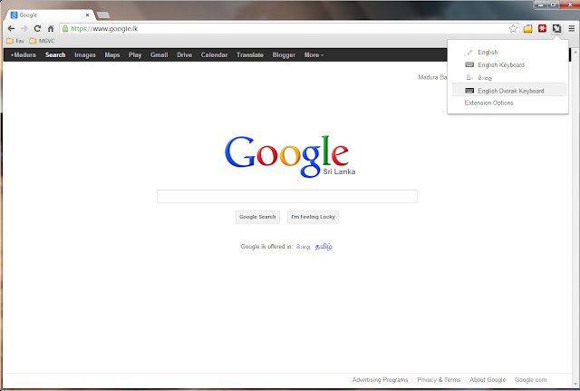 Google sinhala input download
