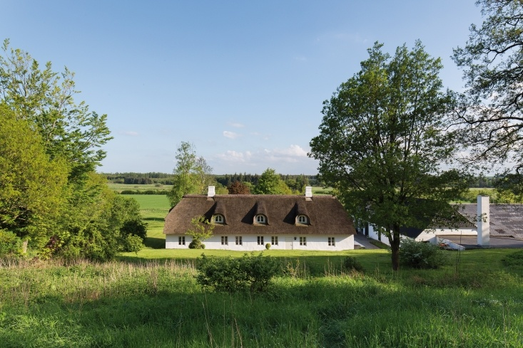 Dinesen Country Home exterior found on Hello Lovely Studio