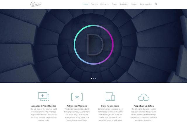 Free Divi 3.0.40 WordPress Theme + Divi Builder 2.0.3 – ElegantThemes
