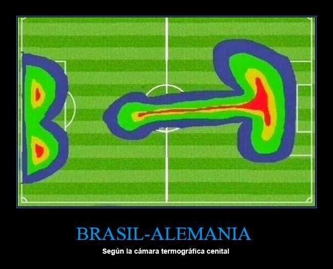 Viñeta Brasil-Alemania