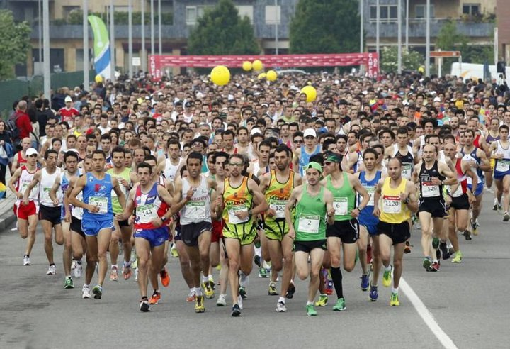 consejos media maraton