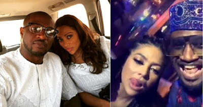 """Fans Made A Bad Statement Against  Lola Okoye For Smoking In Public-""""A smoking wife cannot give good advise"""""""