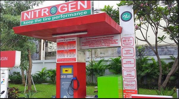 6 Keuntungan Ban yang Diisi dengan Nitrogen