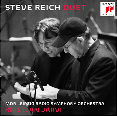 Steve Reich, Kristjan Järvi - Duet - Sony