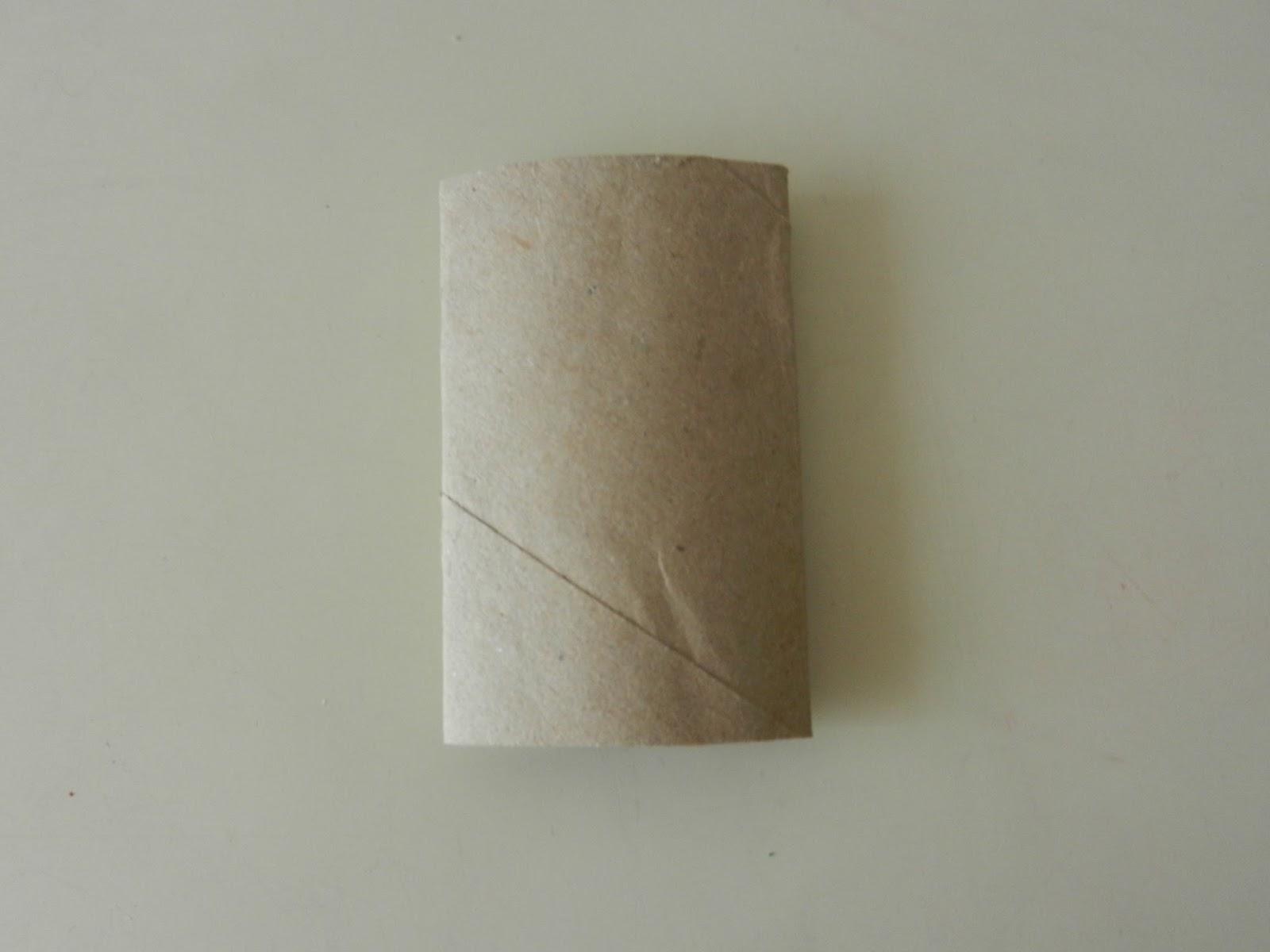 Di Arte Manualidades: Flores con rollos de cartón