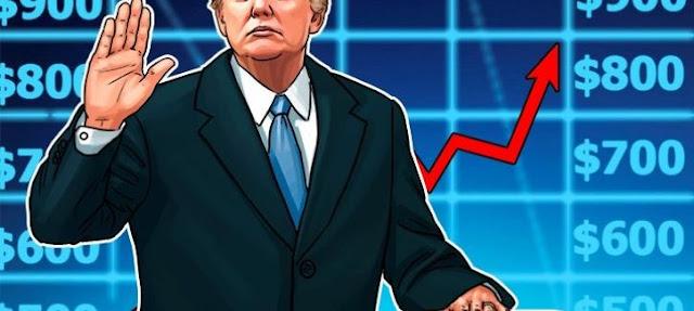 Bitcoin sẽ tăng mạnh sau khi Donald Trump tuyên thệ nhậm chức?