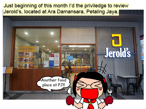Jerold's petaling jaya pj