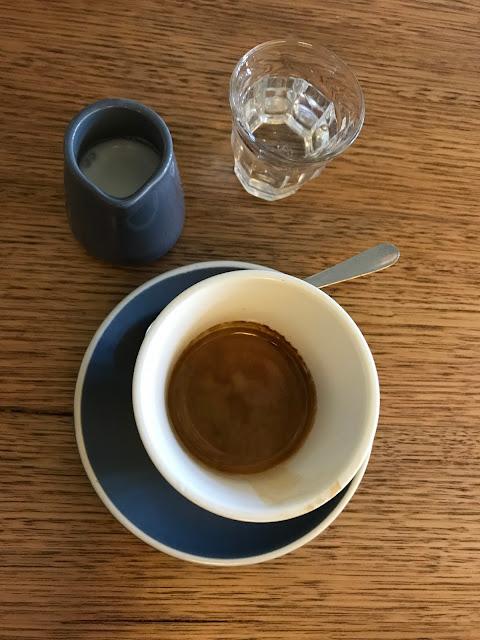 Cru, Kew, coffee