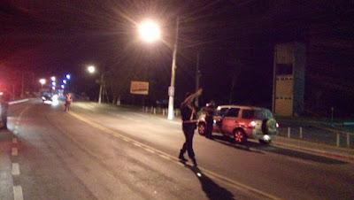 Resultado de imagem para blitz policial à noite
