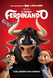 O Touro Ferdinando- filme