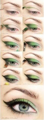 Rose Eyes Mekup Turtorial