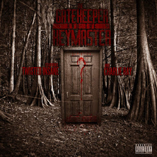 Twisted Insane & Charlie Ray - The Gatekeeper and The Keymaster (2016) - Album Download, Itunes Cover, Official Cover, Album CD Cover Art, Tracklist