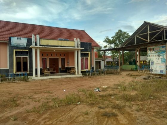 Masyarakat Bumi Sari keluhkan Balai kampung Selalu Tak berpenghuni