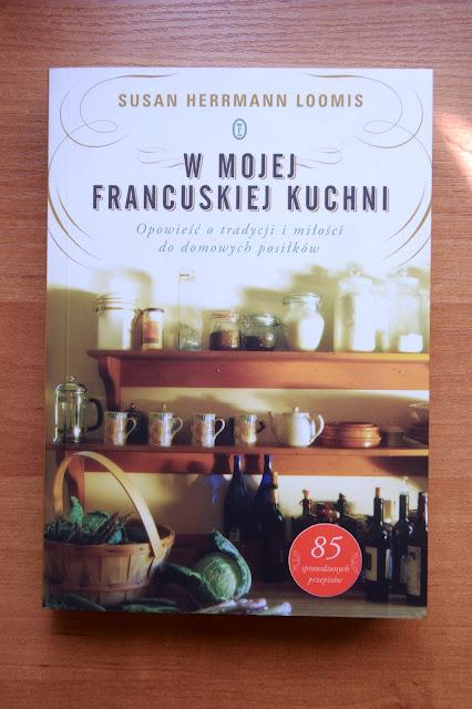 """""""W mojej francuskiej kuchni"""" - konkurs - okładka książki pt. """"W mojej francuskiej kuchni"""" - Francuski przy kawie"""