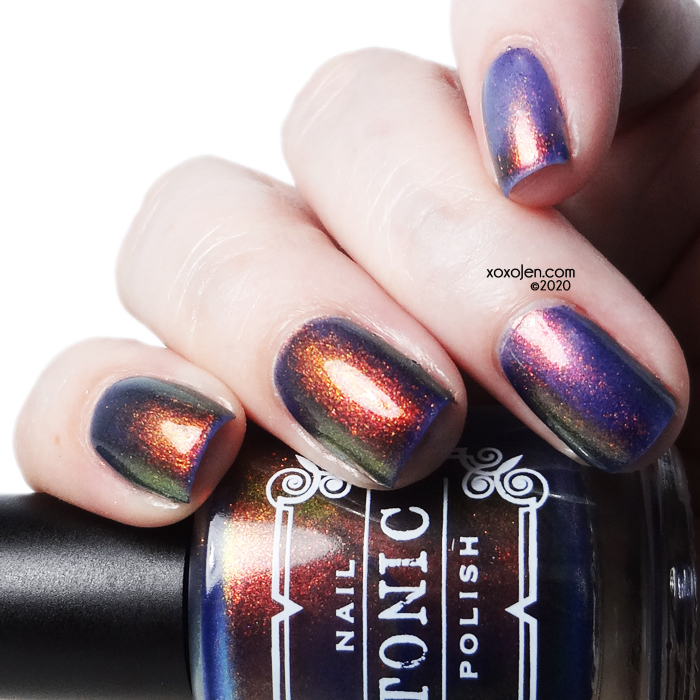 xoxoJen's swatch of Tonic Dragonet